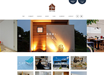 designers house TOIRO WEBサイト